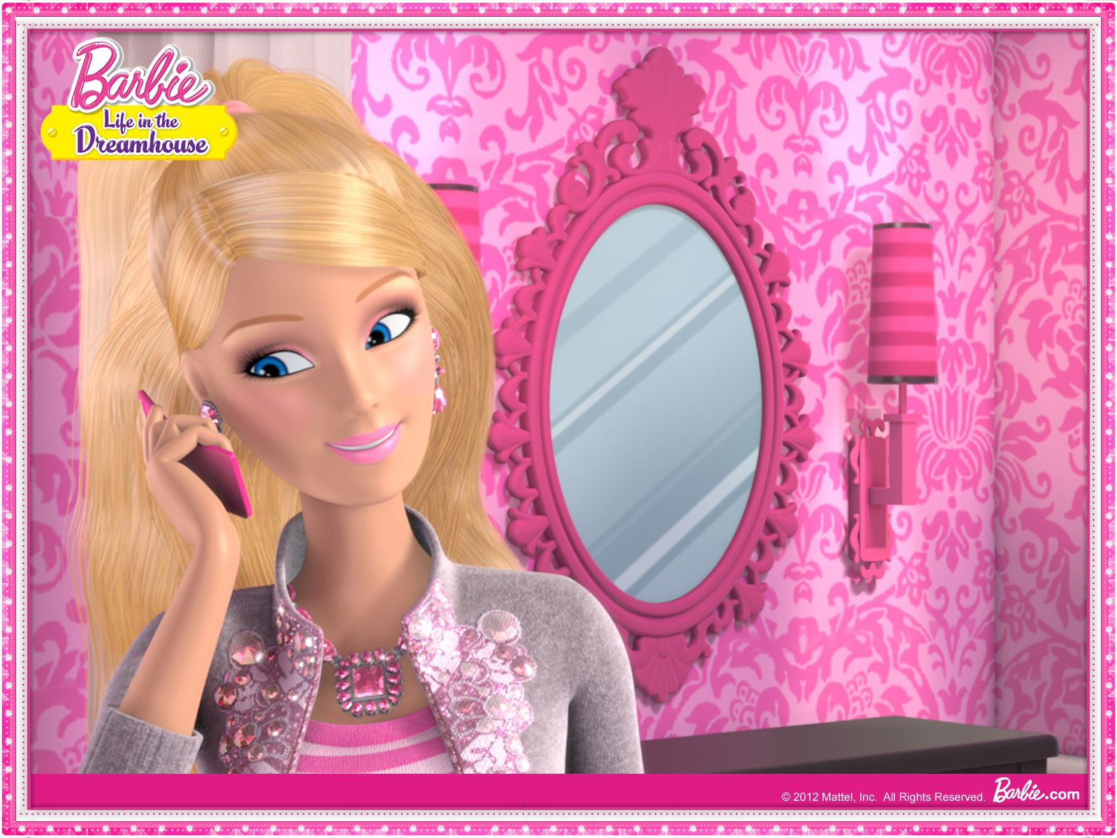 Terrific Barbie Life In The Dream House Barbie Life In The Home Interior And Landscaping Fragforummapetitesourisinfo