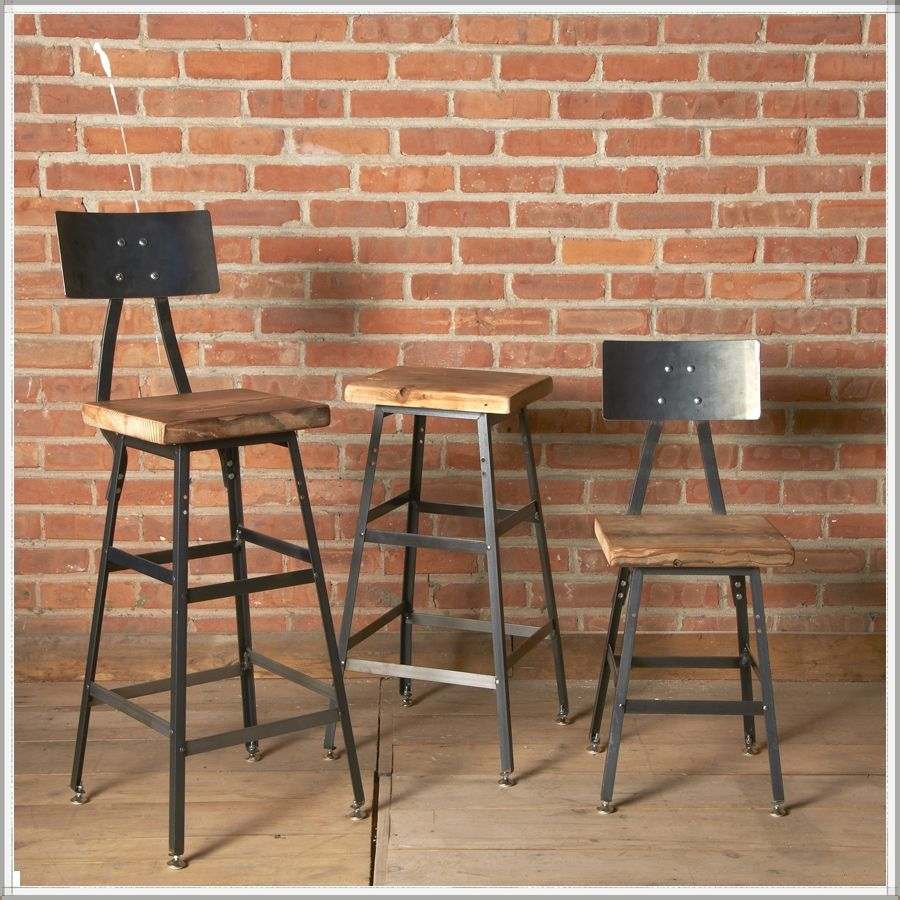 Urban Design Reclaimed Wood Bar Stool - Urban Design Reclaimed Wood Bar Stool Kitchen Pinterest