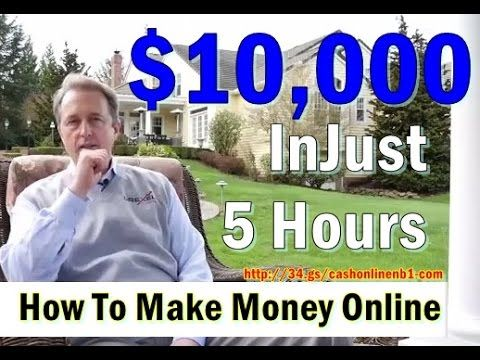 How To Make Money Online For Free 2017 - Make TEN THOUSAND In Just 5 Hours -  http://www.wahmmo.com/how-to-make-money-online-for-free-2017-make-ten-thousand-in-just-5-hours/ -  - WAHMMO