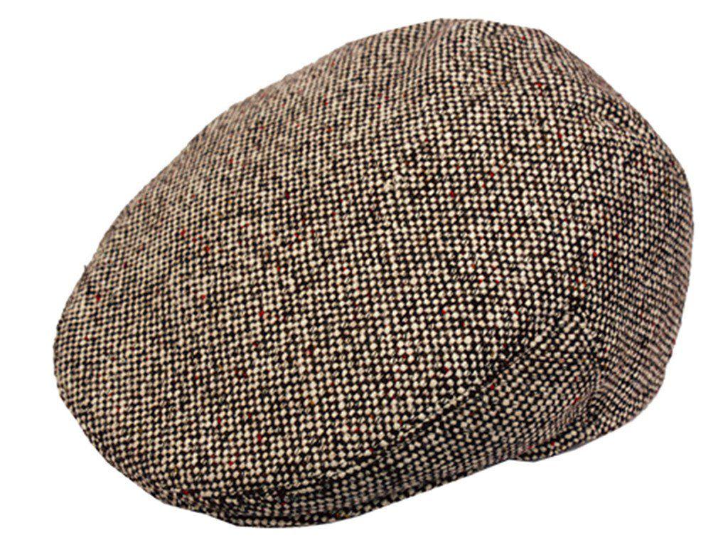 e505efdde71 Sakkas Tweed Wool Blend Ivy Golf Driver Flat Irish Cap