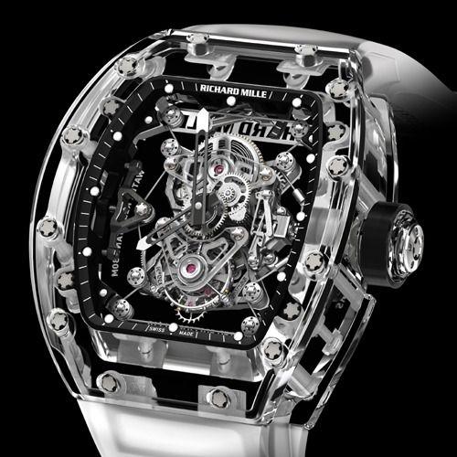 Richard Mille [NEW][UNIQUE][全新限量1支] RM 56-02 Sapphire Tourbillon Boutique Only Version (Retail:US$2,120,000) ~ EXCLUSIVE OFFER: HK$16,000,000. #RM #RICHARDMILLE #RICHARD_MILLE #RM5602 #RM5602BOUTIQUE #RM_56_02_BOUTIQUE #RM5602_BOUTIQUE #RICHARDMILLERM5602 #RICHARD_MILLE_RM_56_02 #RMLimited #UNIQUERM #UNIQUERICHARDMILLE ##UNIQUE_RICHARD_MILLE