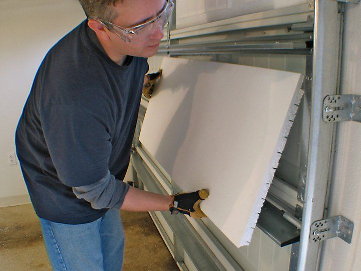 Matador Garage Door Insulation Kit For The Yard
