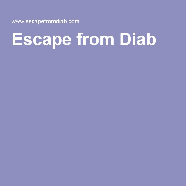 Escape from Diab