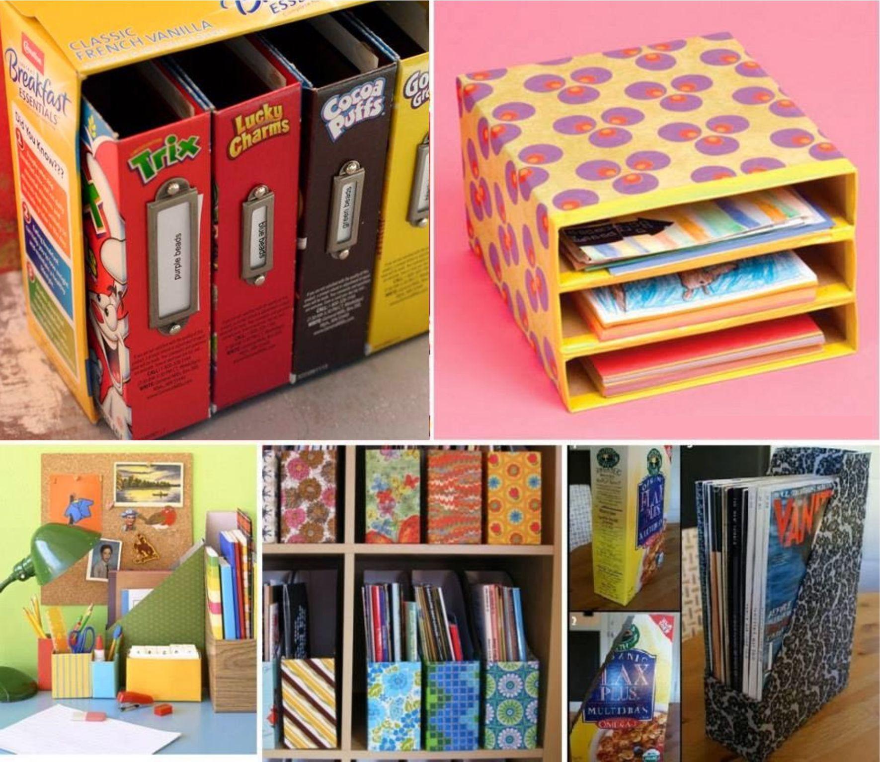 Caixas para organizar documentos pesquisa google - Ideas para organizar papeles en casa ...