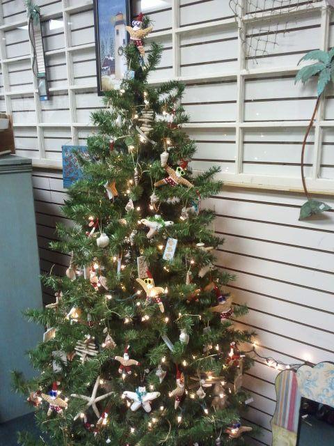 Wordless Wednesday - Beach Christmas Coastal Christmas Pinterest