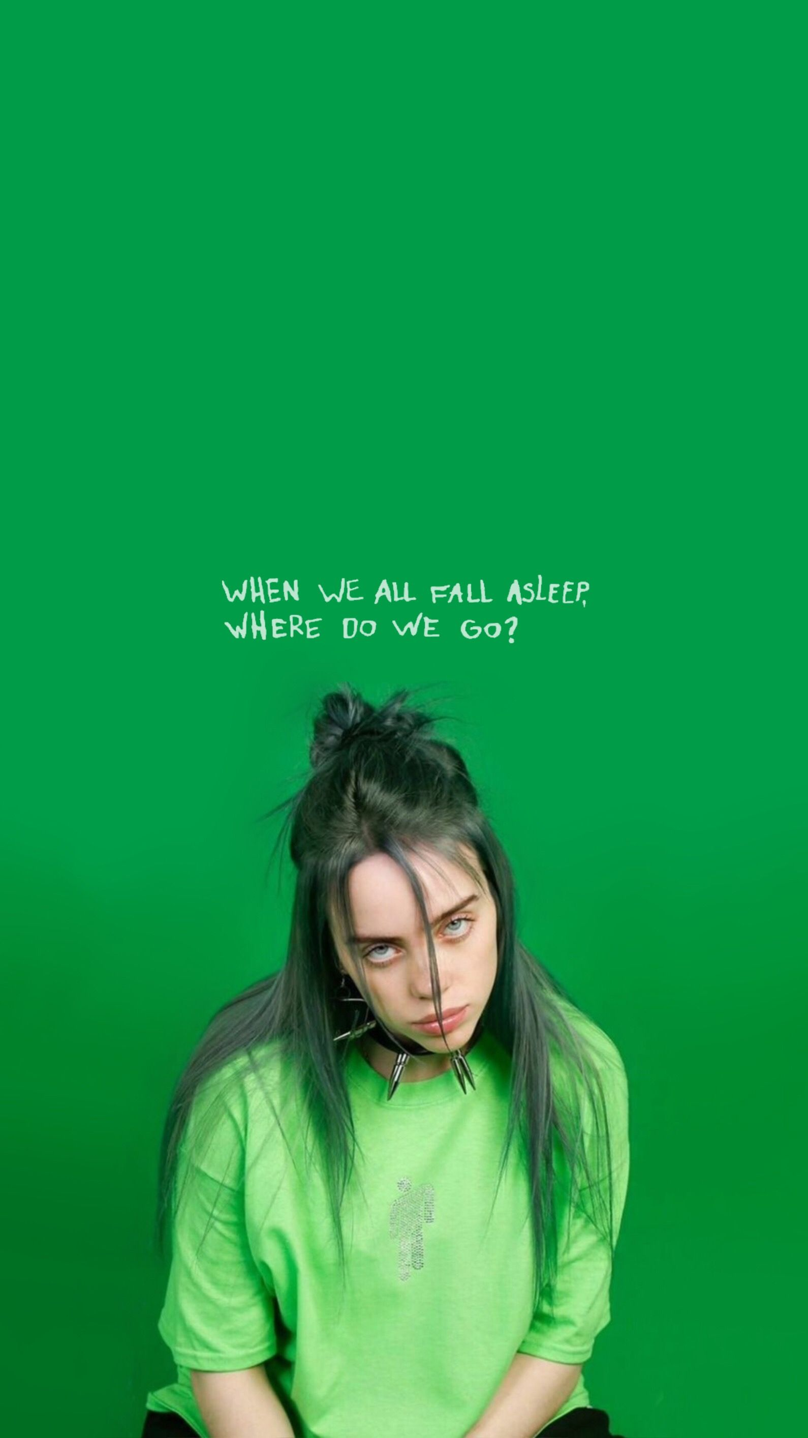 Pin By Dannyle On Wallpaper With Images Billie Billie Eilish