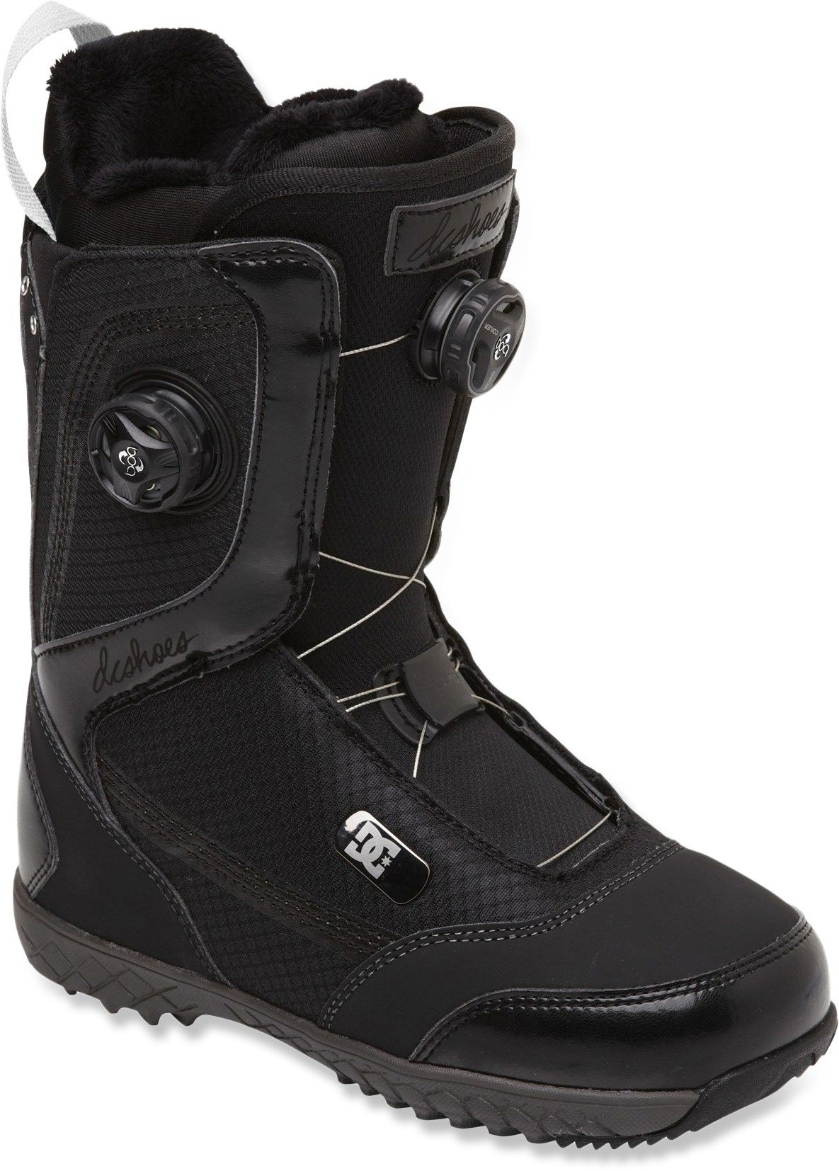 DC Mora Boa Snowboard Boots Women's 2013/2014 Boots