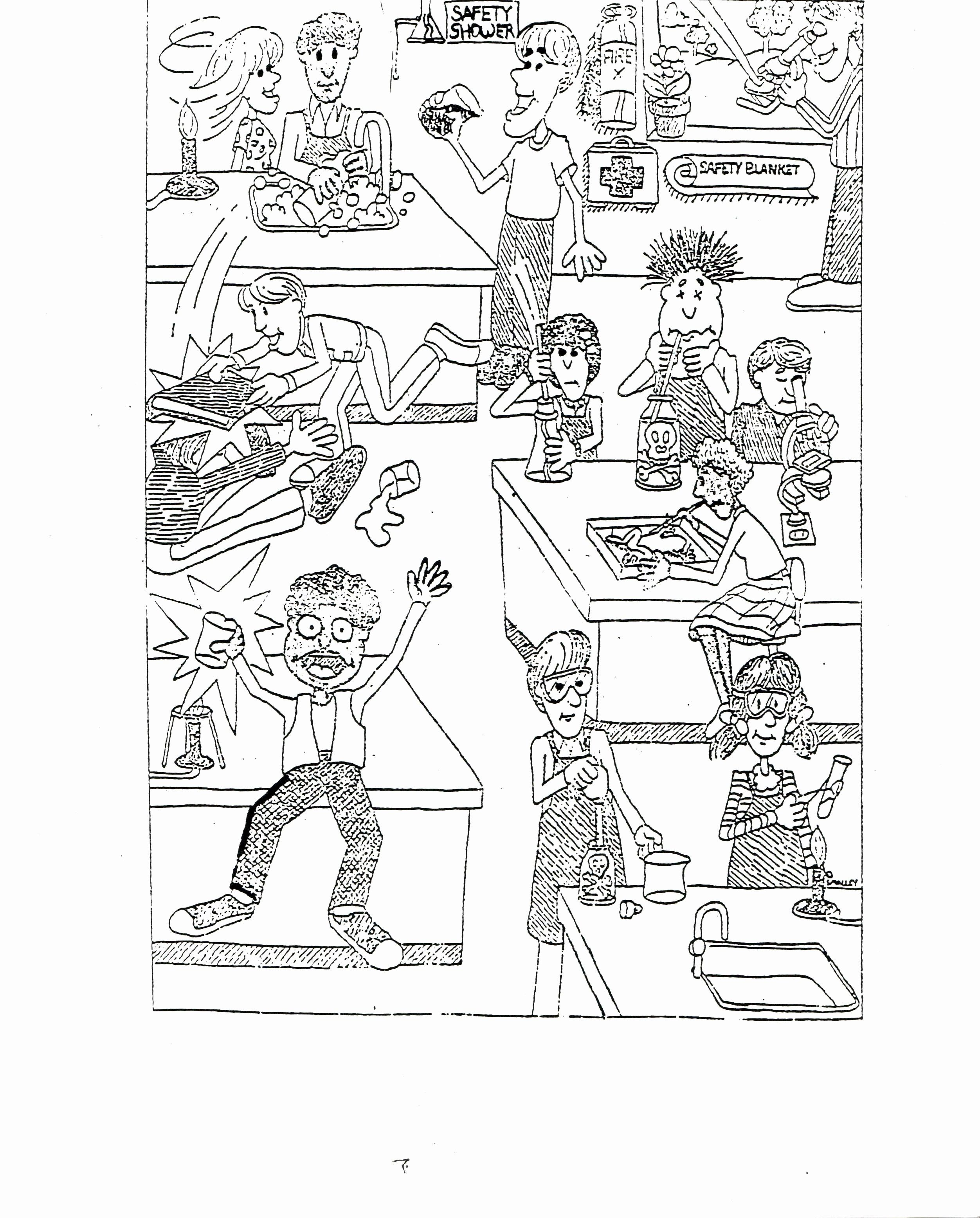 Lab Safety Worksheet Fresh Mrfarmersclass Licensed
