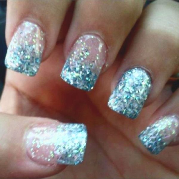 22 Glamorous and Sequin Nail Art | ALL FOR FASHION DESIGN