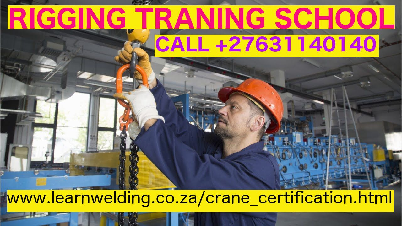 HOW MUCH IS A RIGGING COURSE IN SOUTH AFRICA +27631140140 ...