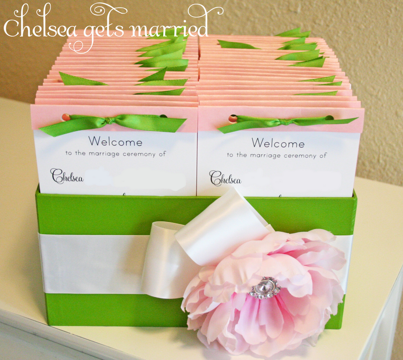 This Bride Did Some Awesome DIY Workcoordinated Escort Cards Programs