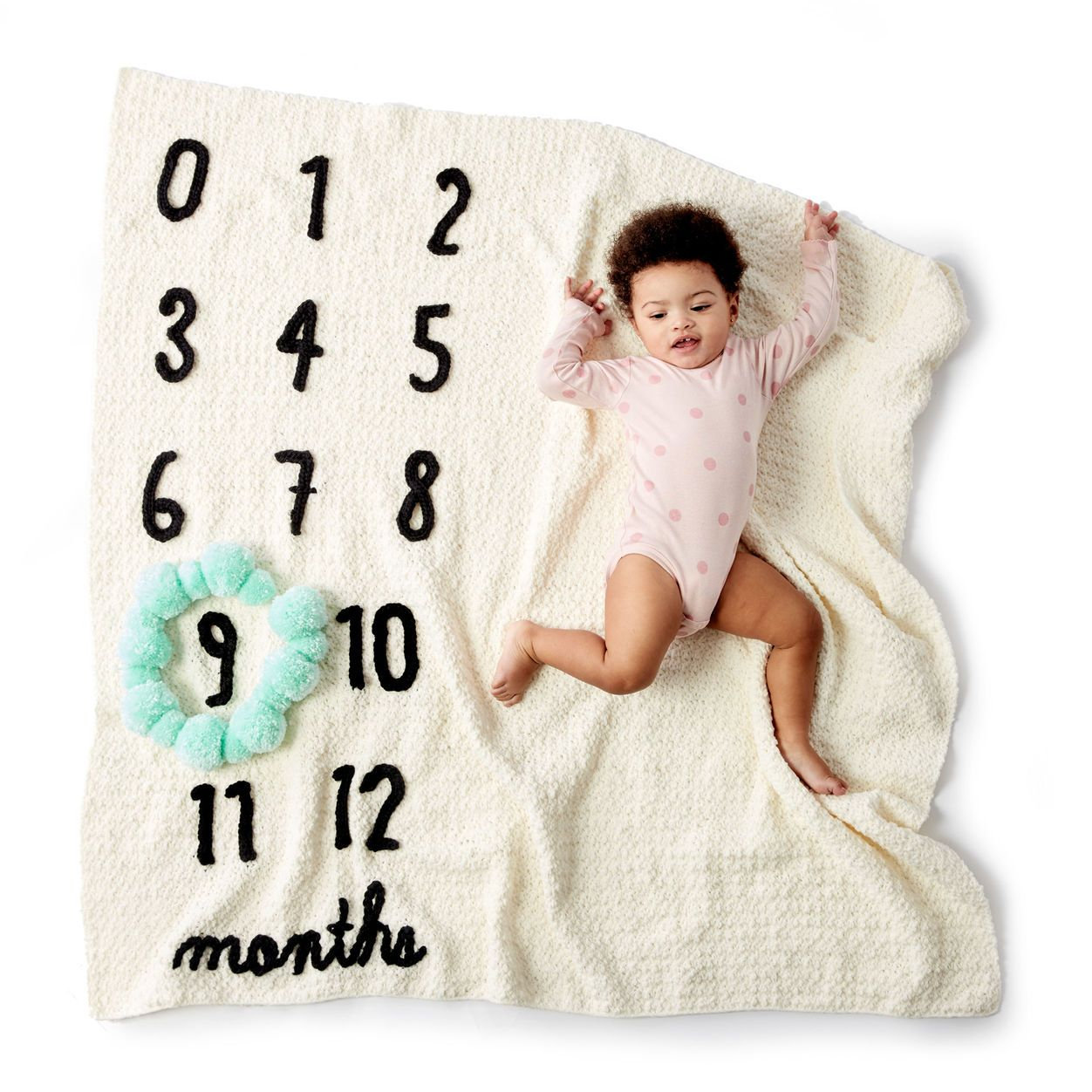Bernat Watch Me Grow Blanket | Crochet | Pinterest