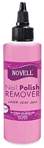 مزيل طلاء الاظافر من نوفيل 125 مل اشتري اون لاين بأفضل الاسعار في السعودية سوق كوم الان اصبحت امازون السعود In 2021 Nail Polish Remover Nail Polish Shampoo Bottle