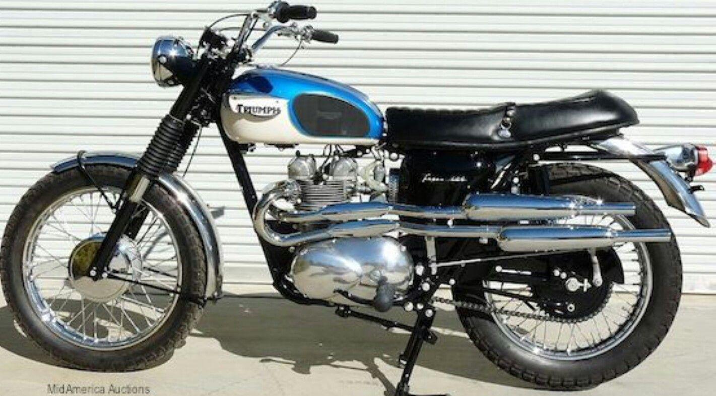 Triumph Tiger 500 T100