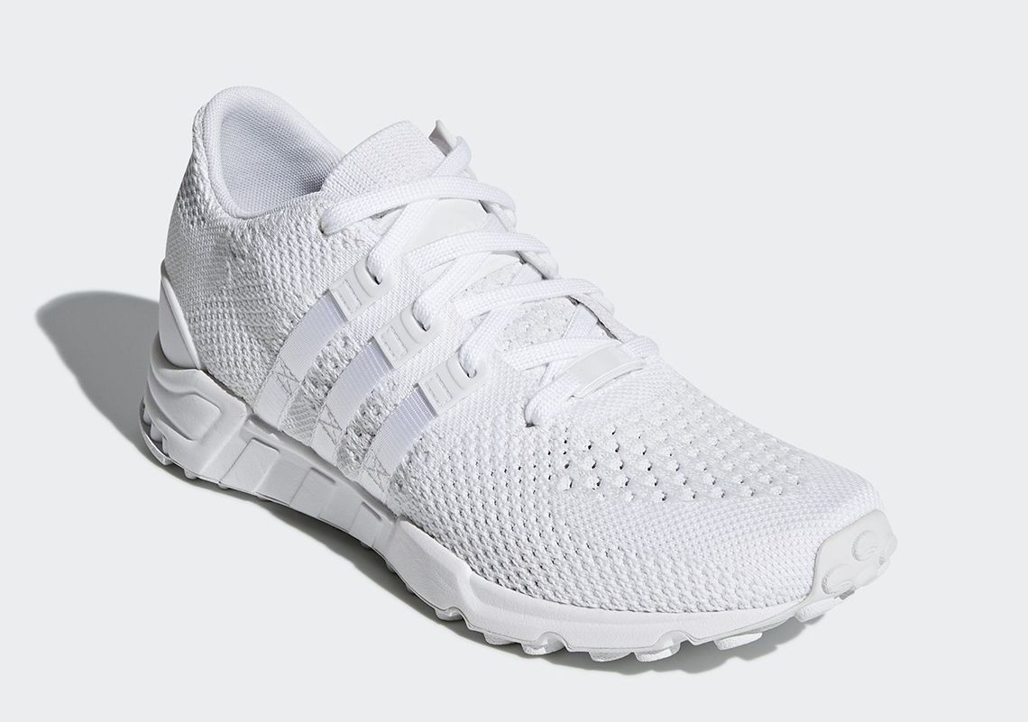84853672a2fbcd adidas EQT Support RF Primeknit Triple White CQ3044 Available Now  thatdope   sneakers  luxury  dope  fashion  trending
