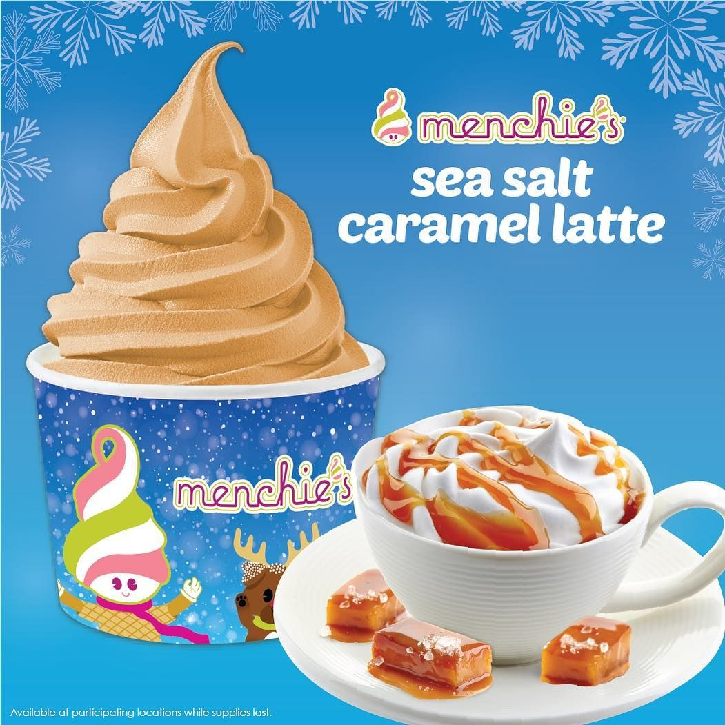 Our Third New Holiday Flavor, Sea Salt Caramel Latte, Will