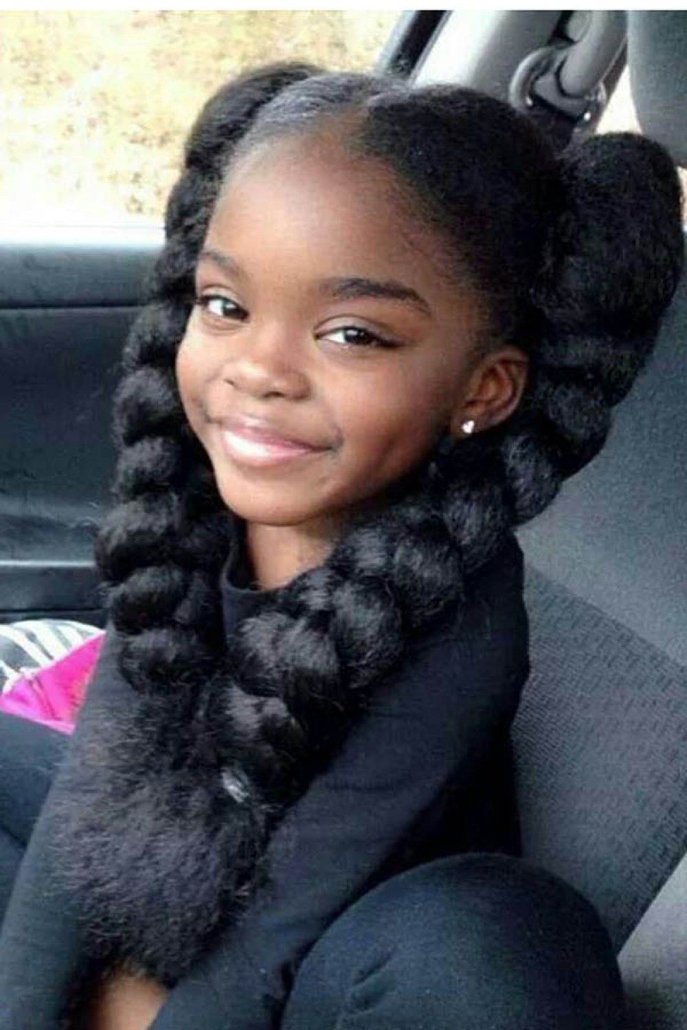of the cutest afro hairstyles for your little girl hairstyles