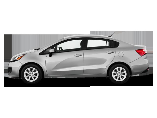 Get a stylish Kia Rio Sedan (automatic or similar) to rent