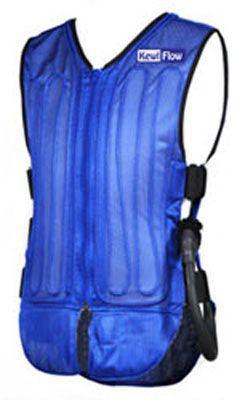 Techniche Circulatory Cooling Vests Kewlflow Circulatory