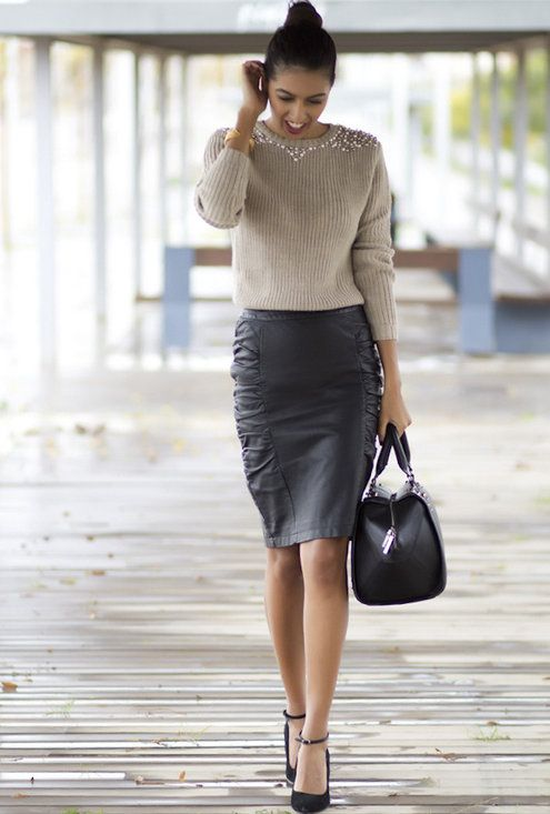 25 Fall Fashion Inspiration ‹ ALL FOR FASHION DESIGN | Office Wear ...