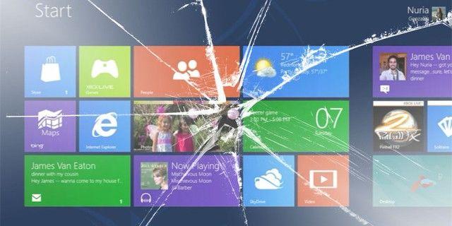 Windows 8 Broken Windows Rt Cool Things To Buy Mobile Tricks
