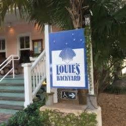 Image result for louie's backyard key west   Key west ...