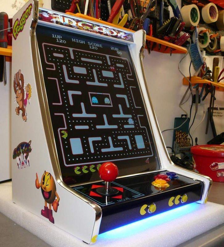Arcade Games · Bartop
