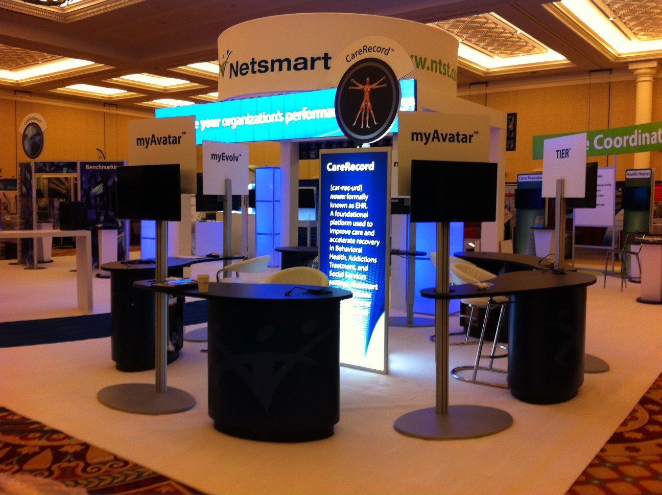 #exhibitpro #netsmart