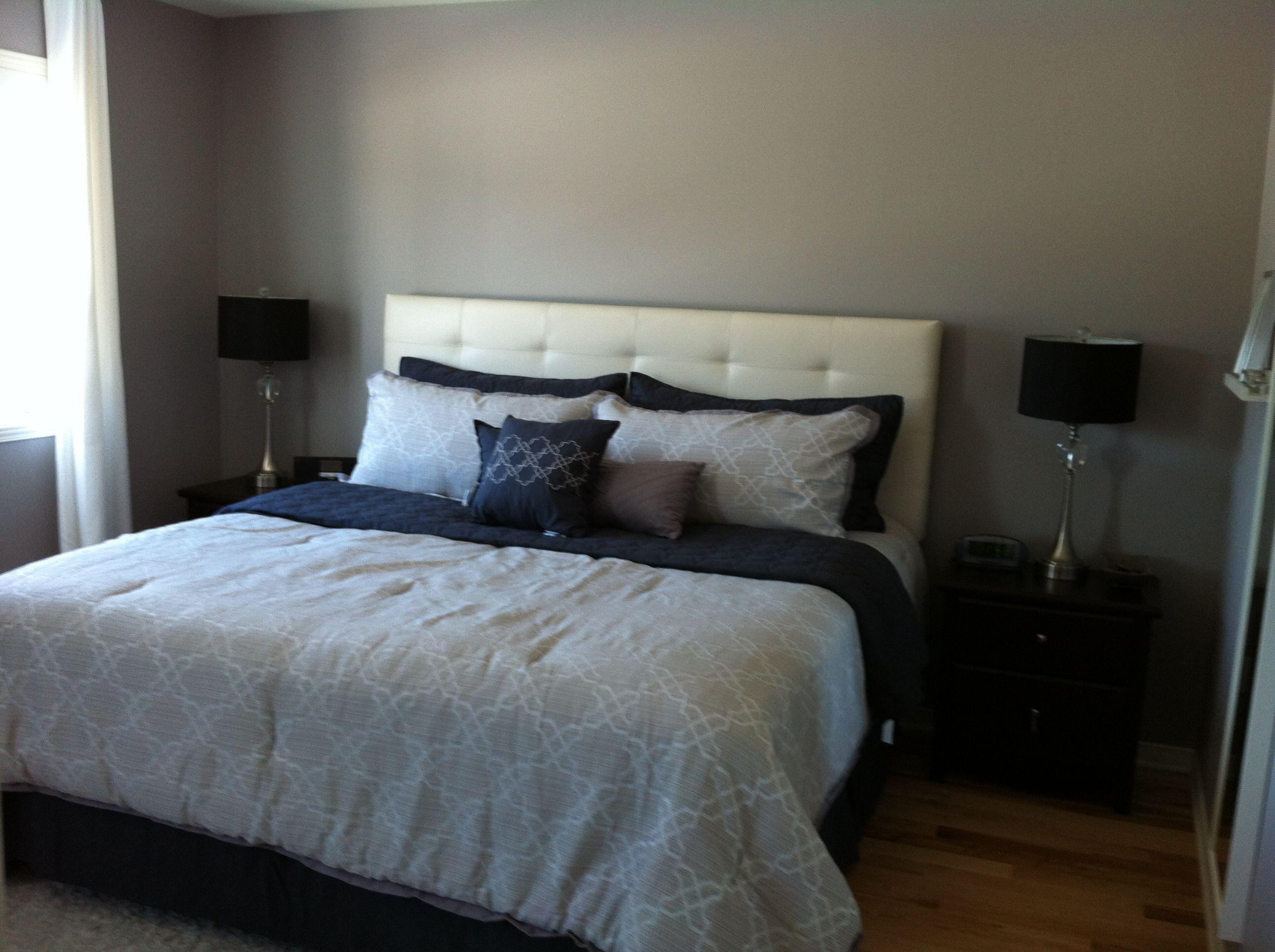 Ma nouvelle chambre a coucher tête de lit brault martineau ensemble