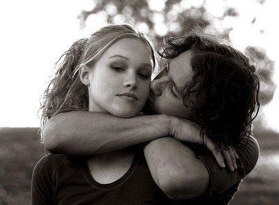 Julia Stiles & Heath Ledger