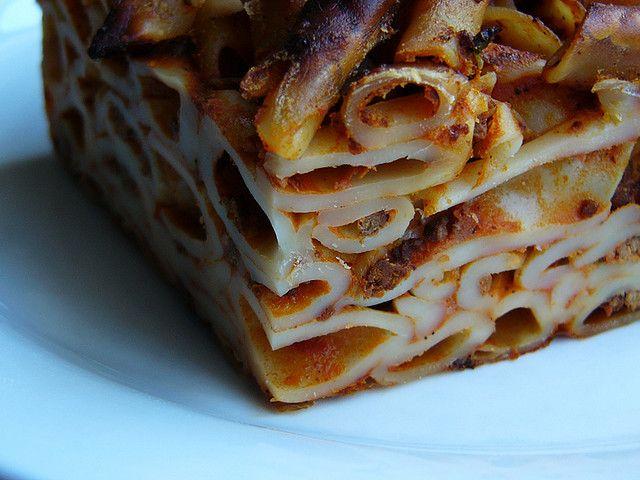 baked macaroni