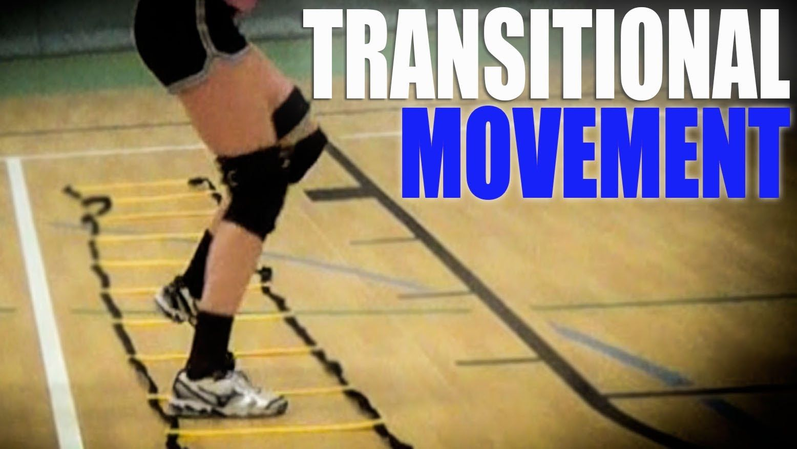 Volleyball Transitional Movement Increase Speed and