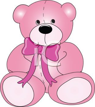 Teddy Bear Clip Art Free Clipart 5 Clipartwiz Teddy Bear Clipart Teddy Bear Tattoos Baby Clip Art