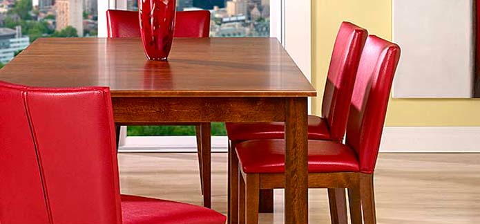 Canadel Furniture Design Your Own Dining Furniture  Canadel Amazing Design Your Own Dining Room Table Inspiration