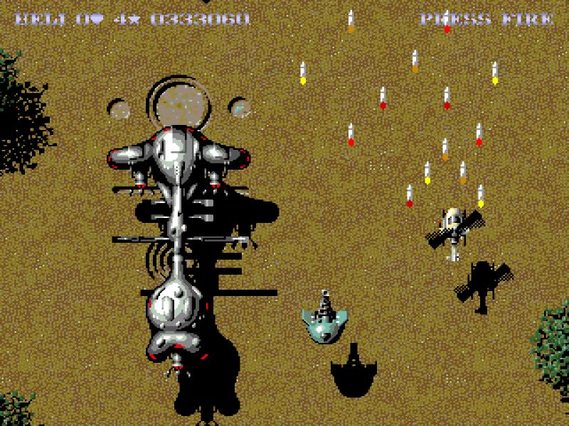 SWIV Amiga) Classic games, Classic, Commodore
