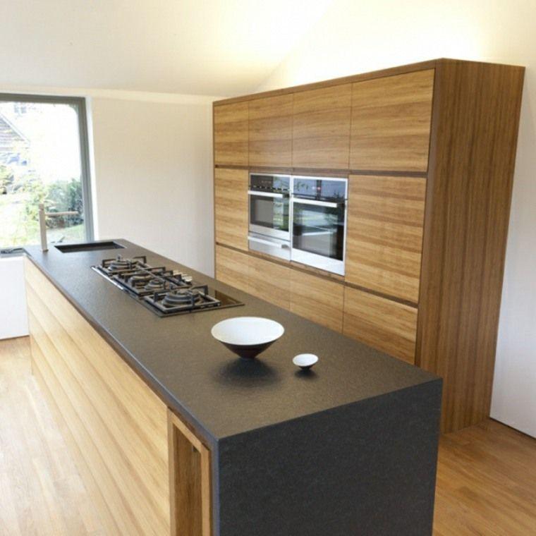 granit noir zimbabwe notre fiche pratique cuisine pinterest cuisine bois granit et plan. Black Bedroom Furniture Sets. Home Design Ideas