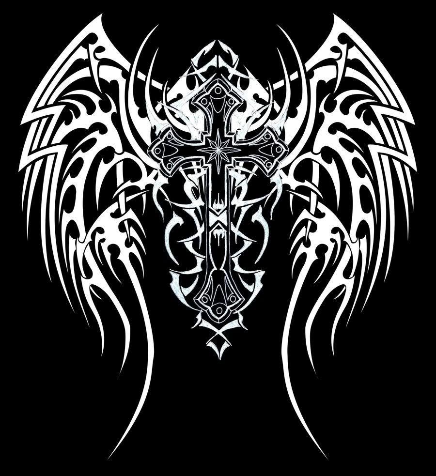 gothic crosses | Gothic Cross Graphics Code | Gothic Cross ...