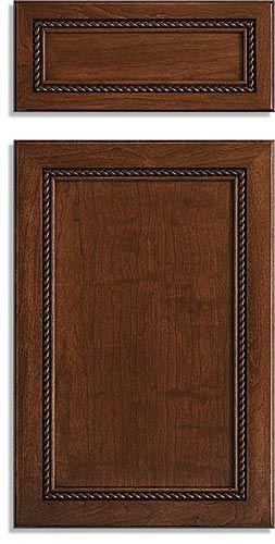 Cabinet Doors With Rope Molding Km Rope Pp Mdf Panel With Images Cabinet Doors Modern Kitchen Furniture Diy Door Molding