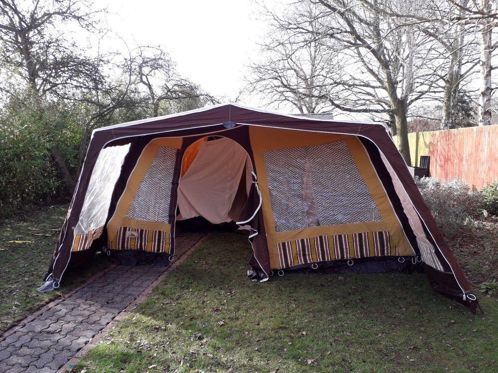 A vintage / retro stromeyer canvas tent | eBay | Mum