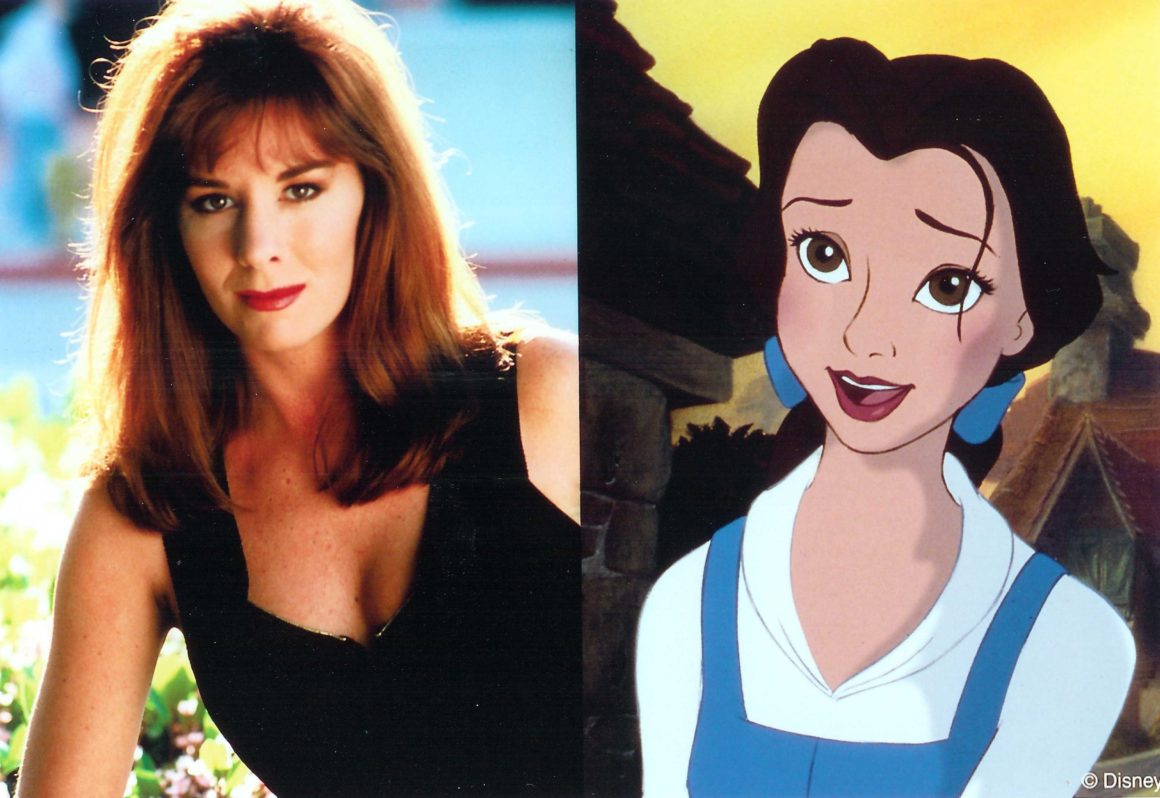 The Faces Behind Your Favourite Disney Characters | Disney ...