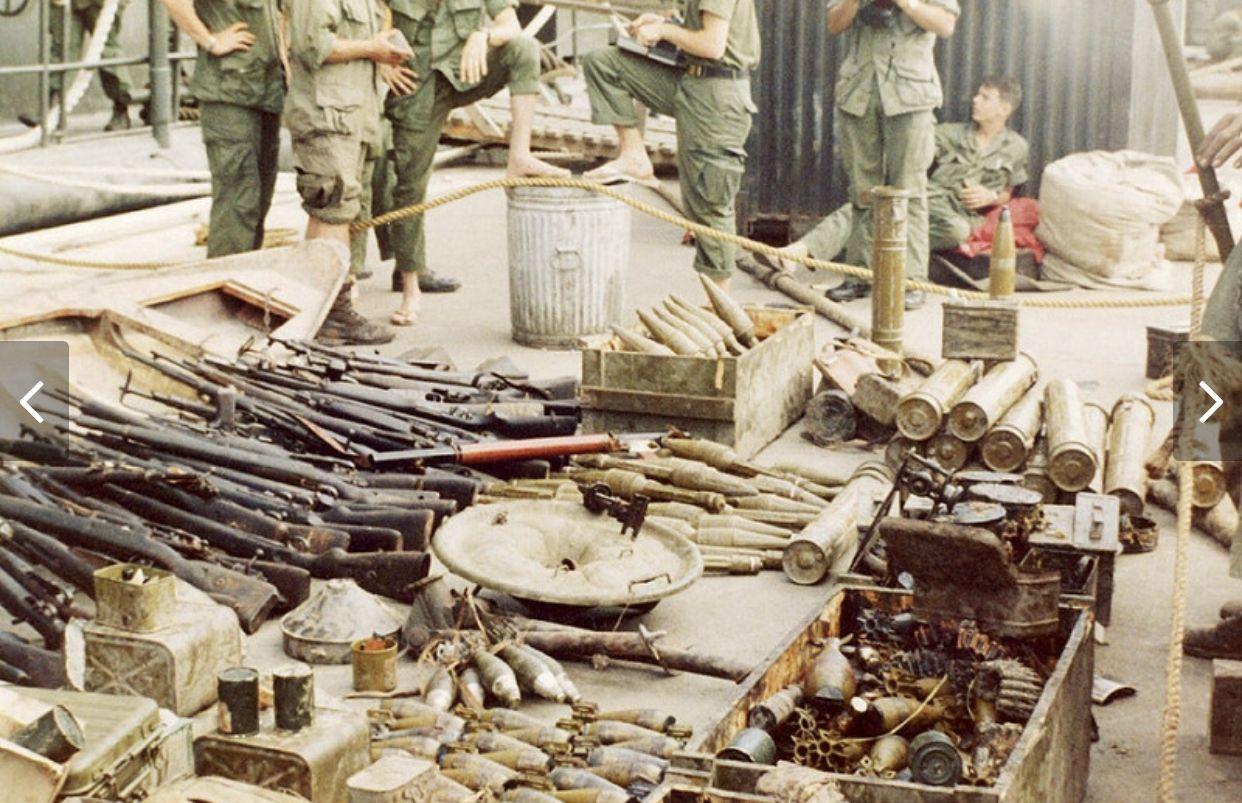 Vietnam War Image By Richard Liszewski