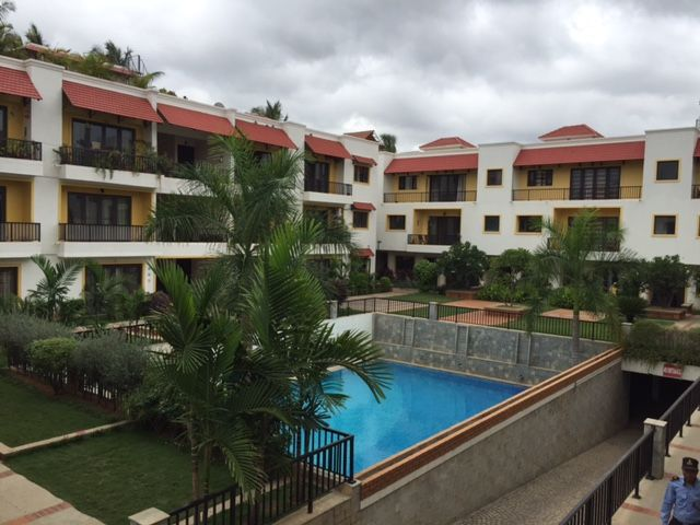 Luxurious 4 Bedroom Semi Furnished Flat In Upmarket Project U2013 Water Woods  In A Good Location