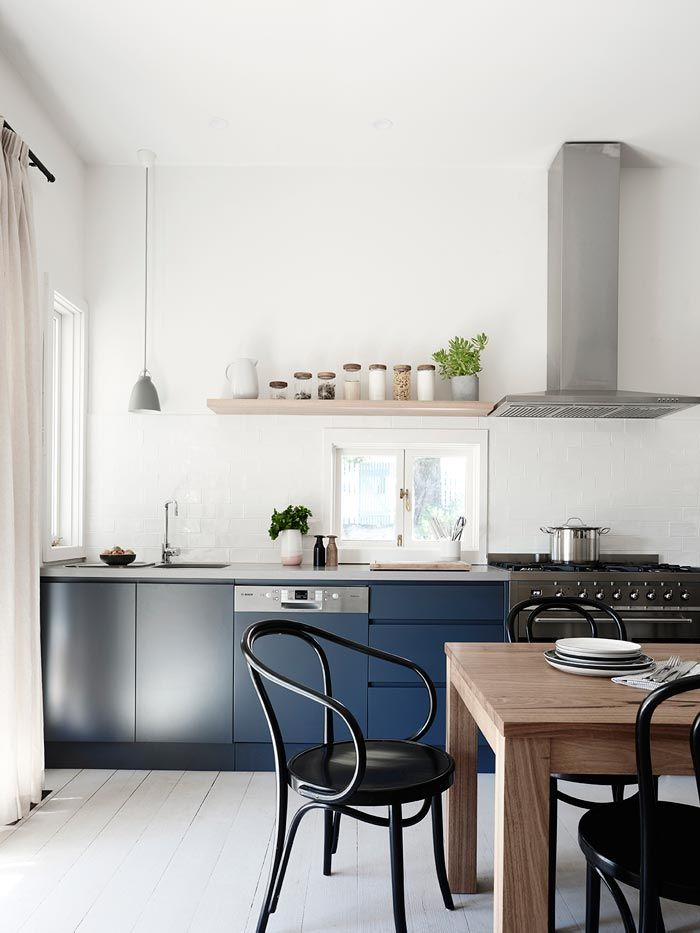 Chicdeco blog | A Modern Country Cottage In Australia | Kitchen ...