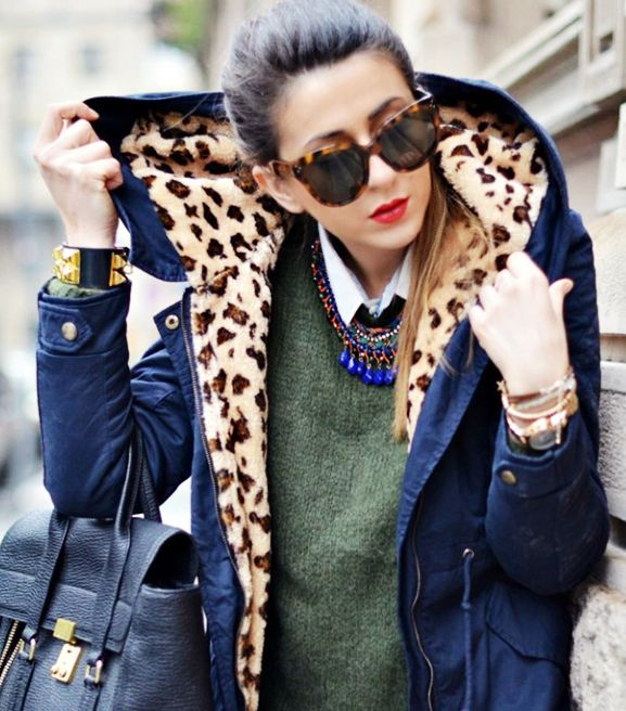 @Who What Wear - Our Epic Roundup Of Street Style Outfits To Try Now.  Love, love, LOVE the jacket!!!