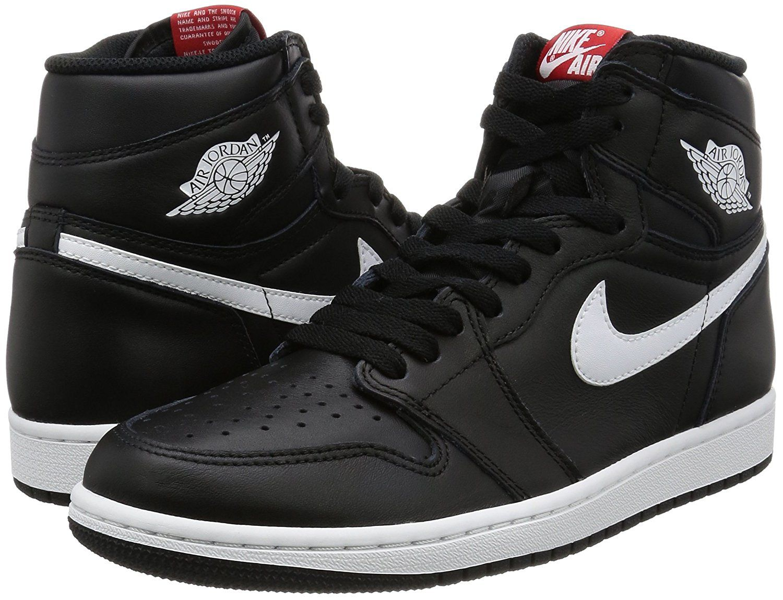 653dc35bdb4f9 Amazon.com: Nike Men's Air Jordan 1 Mid Basketball Shoe: Nike: Shoes ...