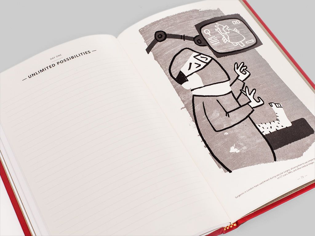 TCOLondon The secret book, Books, Illustration
