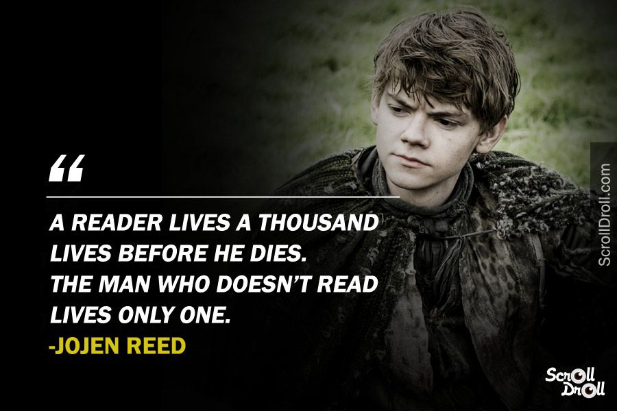 Game Of Thrones Best Quotes (17) in 2019 | Game of thrones ...