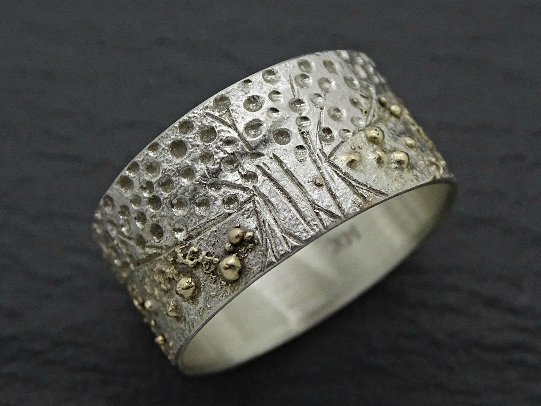 Viking wedding band, celtic ring, tree of life ring silver