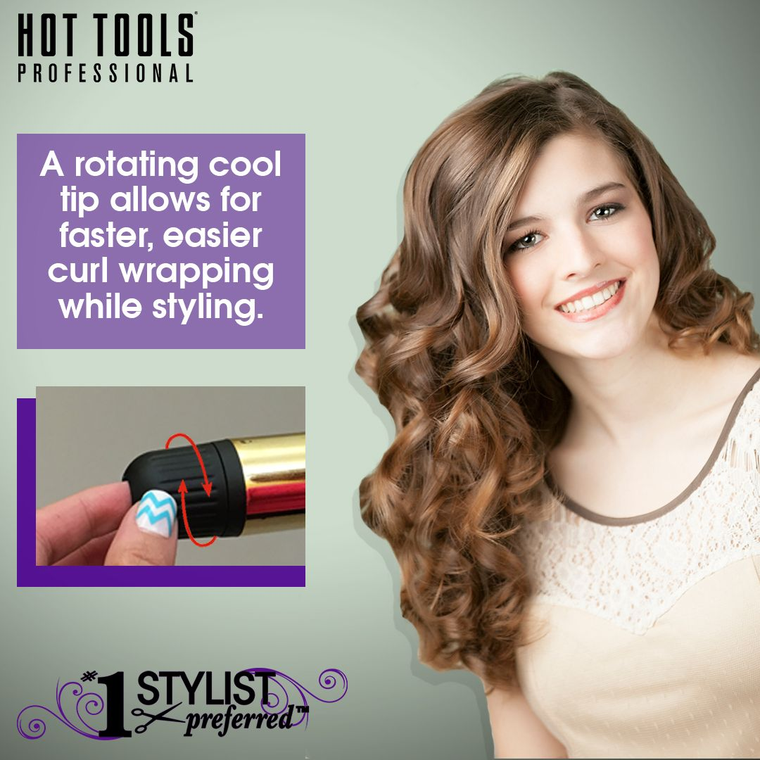 Tips from the pros the rotating cool tip featured on our extralong