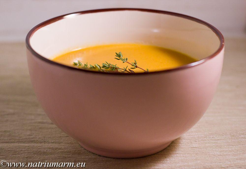 Aranka's Kookblog | Licht romige, en toch gezonde, Groentensoep | Aranka's Kookblog